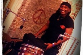 Lewis on Drums - Drummer Houston, Texas