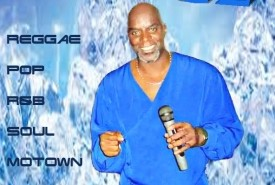 ICE Soul Motown Reggae Show - Male Singer
