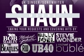 Shaun Moore Multi Tribute artist - Singing Telegram Essex, South East