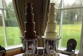 Heavenly Melted Chocolate Ltd - Chocolate Fountain Warrington, North of England