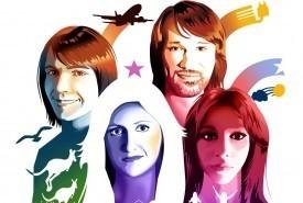 ABBALIVE - Abba Tribute Band