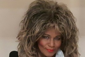 Kinisha - Simply the Best - Tina Turner Tribute Act