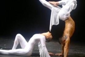 Cristian and Luiza - Acrobalance / Adagio / Hand to Hand Act Palma de mallorca, Spain