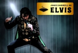 James Burrell as Elvis Presley - Voice Over Artist Exeter, South West