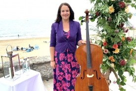 JAM Duo - Cellist Malmesbury, South West