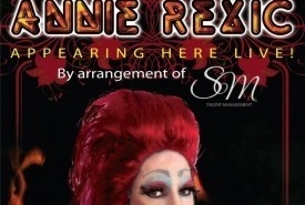 Annie Rexic - Drag Queen Act
