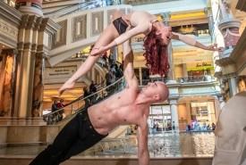 Duo Elan - Acrobalance / Adagio / Hand to Hand Act Las Vegas, Nevada