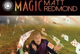 Magic Matt Redmond - Cabaret Magician