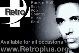 Retroplus - Cover Band Westerham, South East