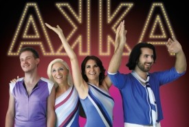 AKKA - The European ABBA Tribute band - Abba Tribute Band Italy, Italy