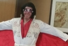 Elvis Presley Tribute Show - Male Singer