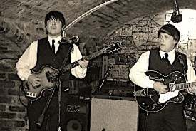 The Plastic Beatles - Beatles Tribute Band Wakefield, Yorkshire and the Humber