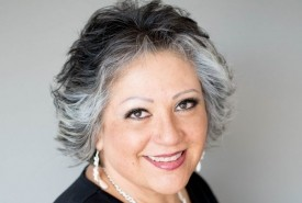 Virginia Gonzales - Clean Stand Up Comedian Albuquerque, New Mexico