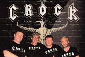 CROCK - Rock Band Aktobe, Kazakhstan