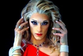 Ella Gant  - Drag Queen Act