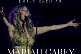 Emily Reed as Mariah Carey - Mariah Carey Tribute Act