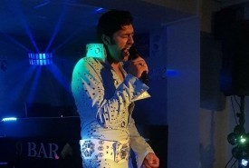 Elvis Aaron Simpson  - Elvis Tribute Act