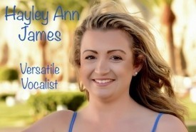 Hayley Ann James - Classical Singer