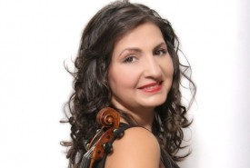 Plamenka Trajkovska - Violinist