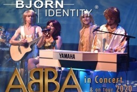 The Bjorn Identity - Abba Tribute Band
