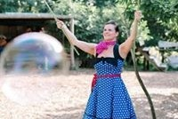 Spotty Dotty and her Amazing Bubbles - Bubble Performer Chichester, South East