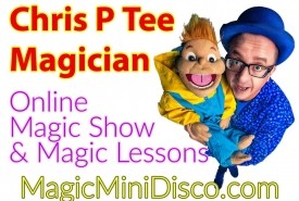 CHRIS P TEE COMEDY MAGICIAN - Ventriloquist Chipping Sodbury, South West