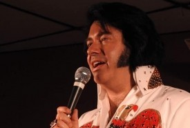 Robert J McArthur - Elvis Impersonator Albany, New York