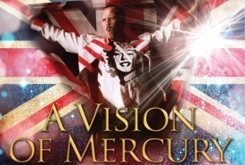Joseph Lee Jackson as A Vision of Mercury - Freddie Mercury Tribute Act Nottingham, East Midlands