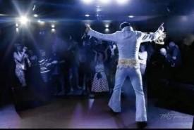 Elvis Aaron Simpson  - Elvis Impersonator Newcastle upon Tyne, North of England