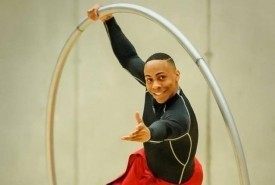 Nicholas Hodge - Cyr Wheel Act