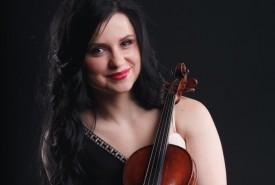Alina Zhuk - Violinist Ukraine