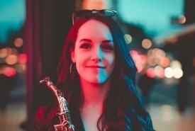 Emma Sax - Saxophonist Leeds, Yorkshire and the Humber