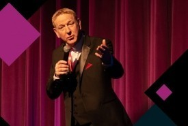 Colin Francis - Clean Stand Up Comedian Durham, North of England