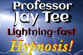 Professor Jay Tee - Hypnotist Kobe, Japan