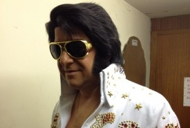 Micky Vegas - Elvis In Concert Tribute Show  - Elvis Impersonator Fenny Drayton, East Midlands