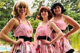 Doo Wop Dolls - 70s Tribute Band Sunshine Coast, Queensland