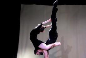 Dino & Maria - Acrobalance / Adagio / Hand to Hand Act Valencia, Spain