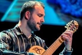 Konstantinos Boulougaris Guitar Soloist - Classical / Spanish Guitarist ATHENS, Greece