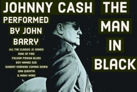 Johnny Cash tribute - Johnny Cash Tribute Act