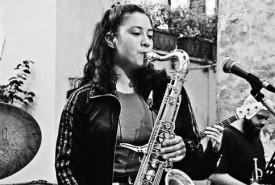 Anna Chai - Saxophonist Croydon, London