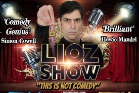Lioz shem tov - Clean Stand Up Comedian