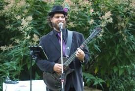 Monty Biggins - Jazz Singer