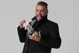 Niels Sayers - Comedy Cabaret Magician Las Vegas, Nevada