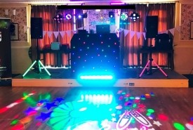 TRAX Disco Roadshow - Wedding DJ Derby, East Midlands