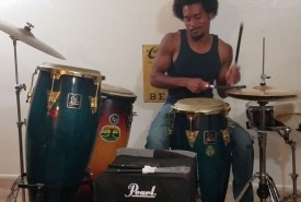 Hosea J Evans  - Drummer