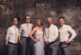 The Botanicals - Function / Party Band Manchester, North West England