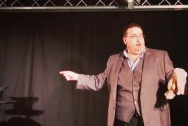 Craig Stephenson - Comedy Cabaret Magician York, Yorkshire and the Humber