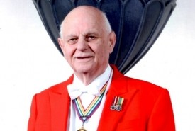 Peter York  -  Professional Toastmaster / Master of Ceremonies  -  Civil Celebrant - Speaker/Toast Master Andover, South West