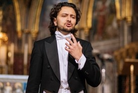OPERA TENOR in LONDON VASILI KARPIAK - Opera Singer Westminster, London