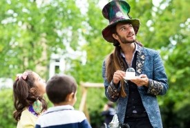 Maxwell the bubbleologist - Cabaret Magician Camden Town, London